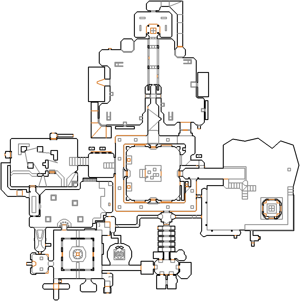 map18  mill  tnt  evilution  - the doom wikia