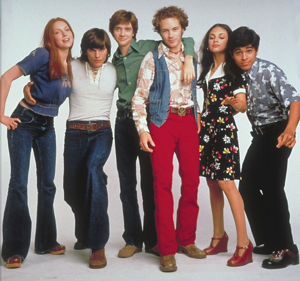 that 70 show cast dating