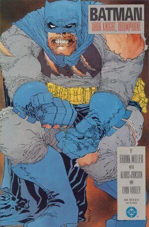 Cover for Batman: The Dark Knight Returns #2 (1986)