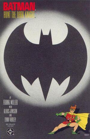 Cover for Batman: The Dark Knight Returns #3 (1986)