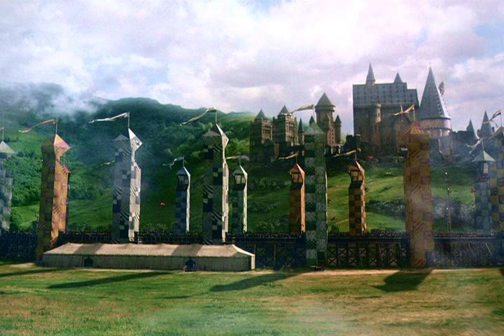 2° Partita della coppa invernale di Quidditch. Vince Corvonero ma...