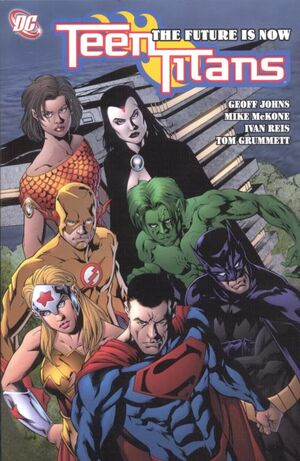 Cover for Teen Titans (Collections) #4 (2005)