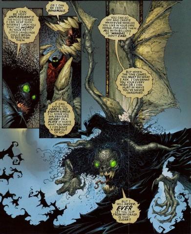 Mammon - Image Comics Database - Spawn, Top Cow