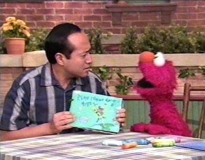 Episode 3990 - Muppet Wiki Sesame Street Ernie Face