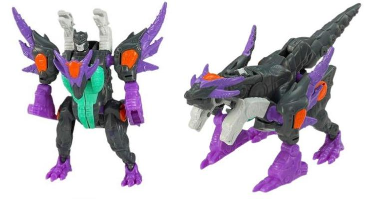 trypticon myclone 2003 the trypticon myclone is the adorablest little    Trypticon War For Cybertron Toy