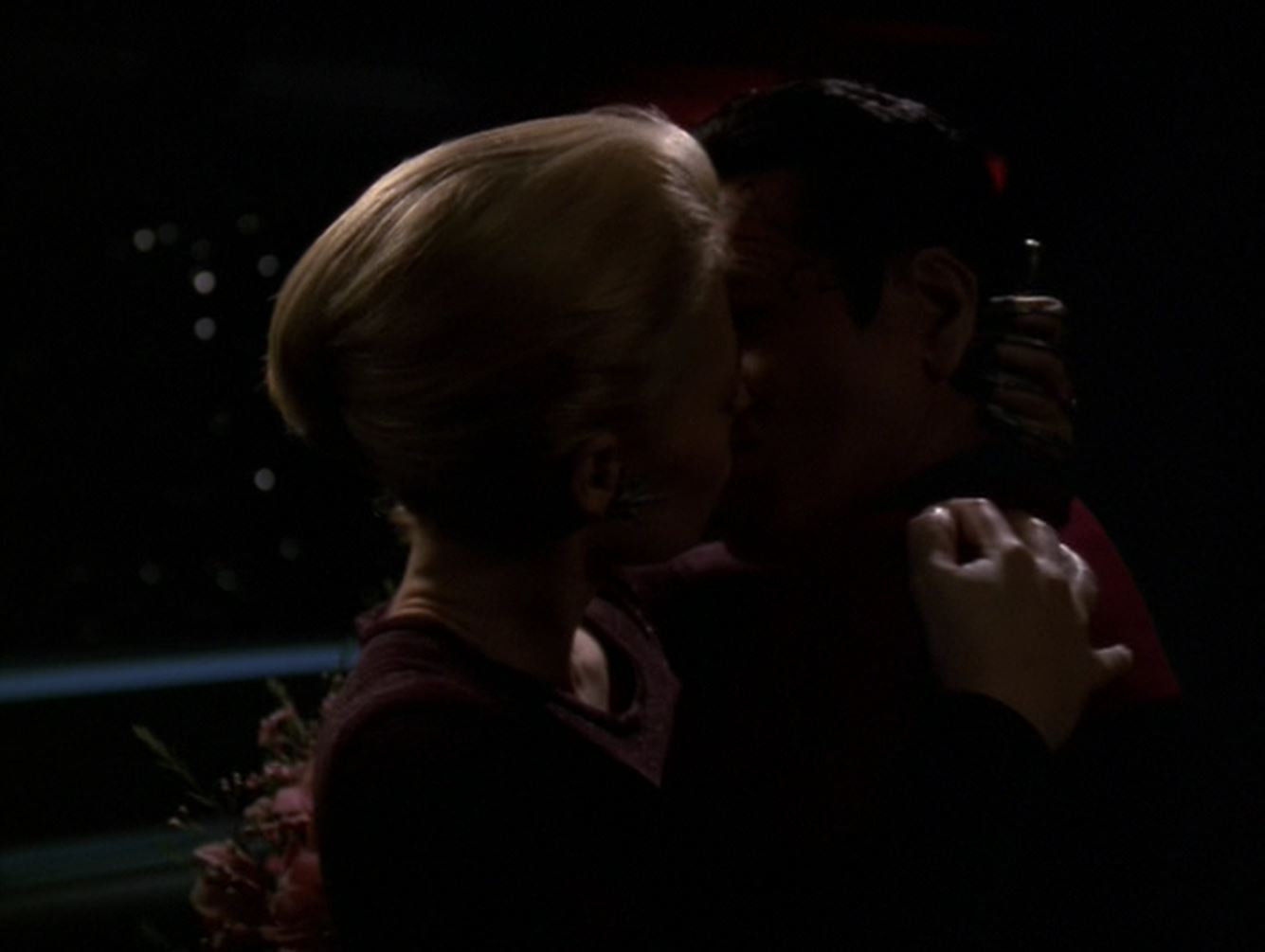 seven of nine and chakotay relationship goals