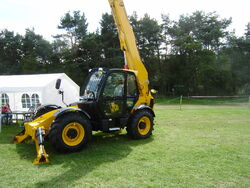 JCB 535 Telescopic handler