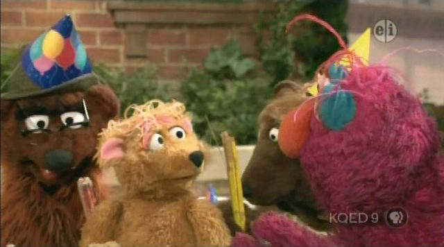 Curly Bear  The muppet Wiki  FANDOM powered by Wikia