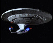 USS Enterprise NCC-1701-D