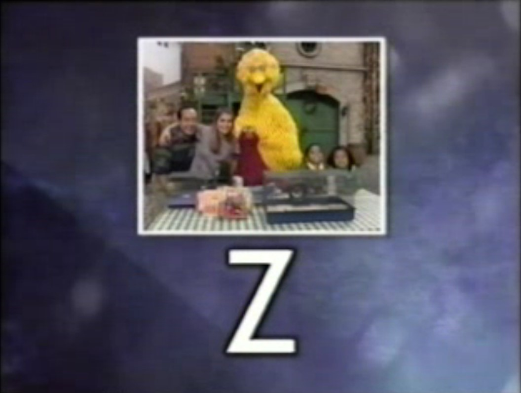 Sesame street episode 3860