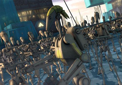 Star Wars: The New Droid Army - gamefaqs.gamespot.com