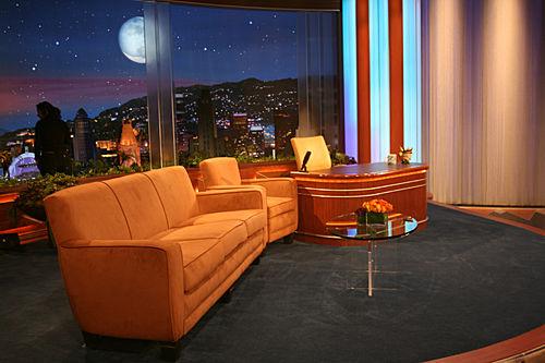 The Tonight Show Set The Conan O Brien Wiki