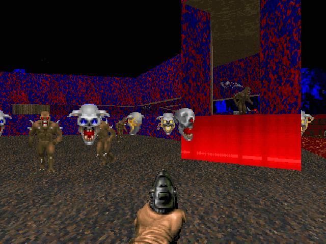 Lost Soul Doom Deviantart: Doom, Doom 2, Doom 3, And More