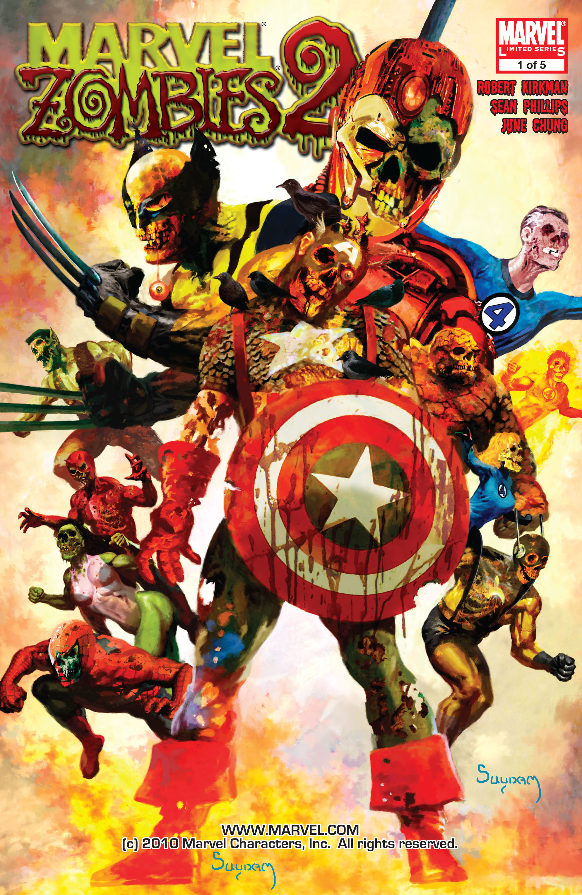 Marvel zombies pic free online erotica pic