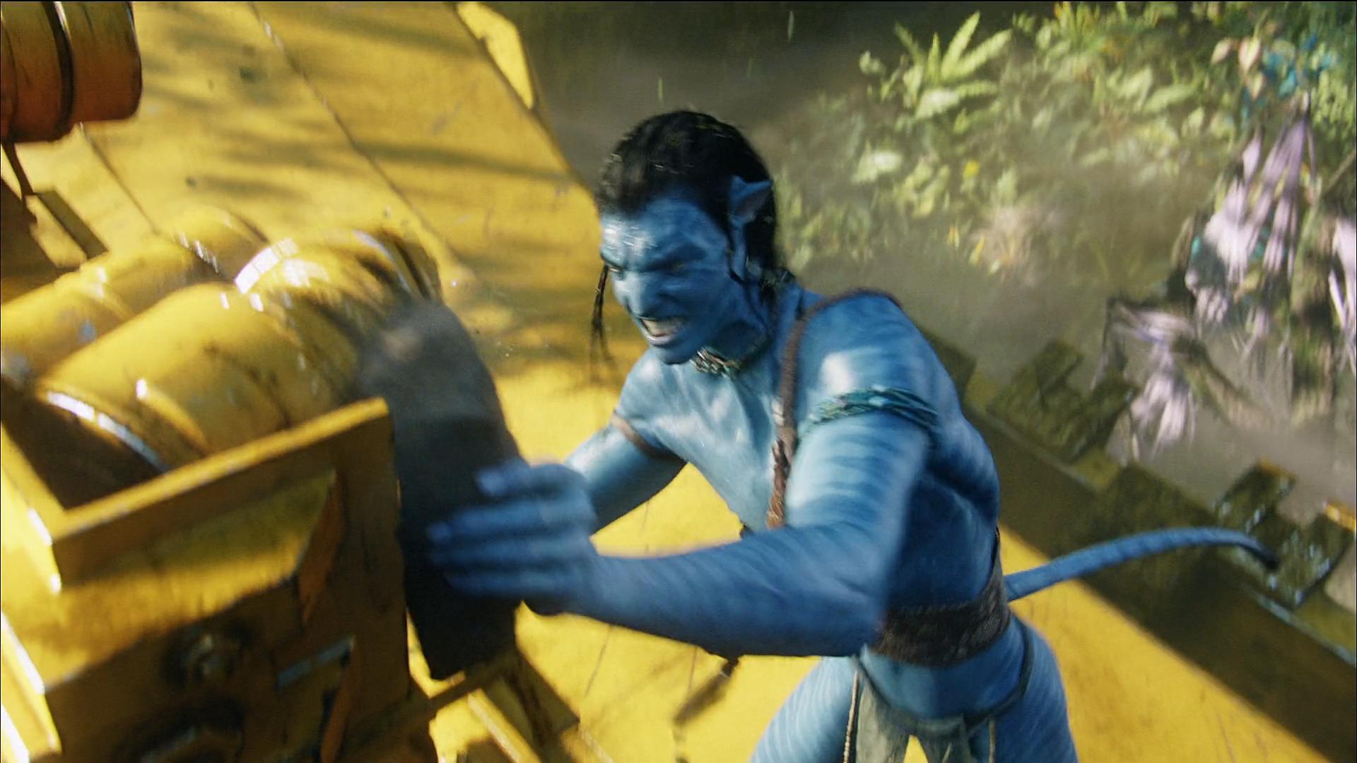 Rda Bulldozer James Cameron S Avatar Wiki Sam