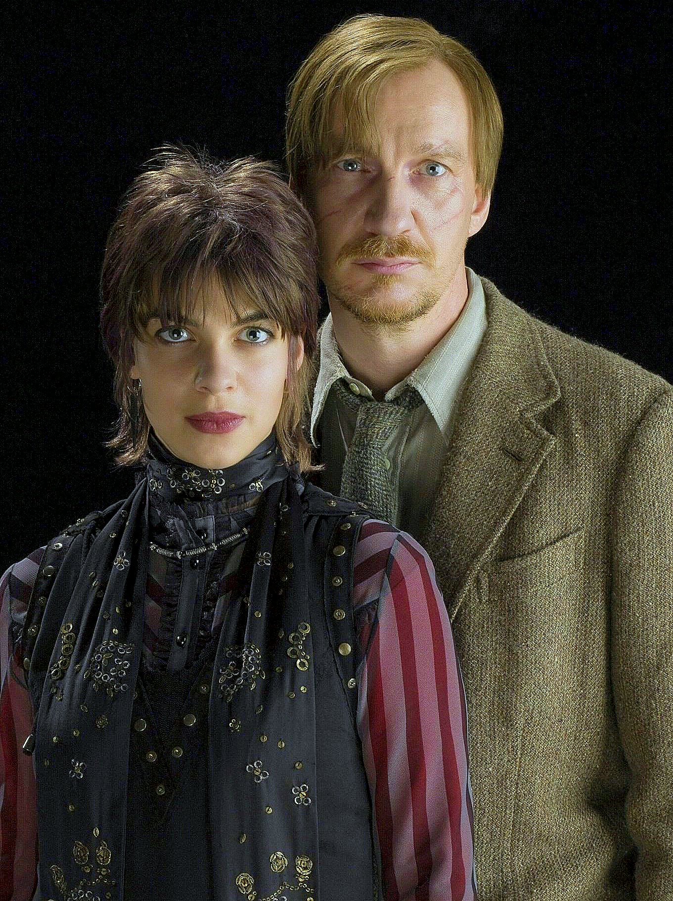 tonks and lupin relationship