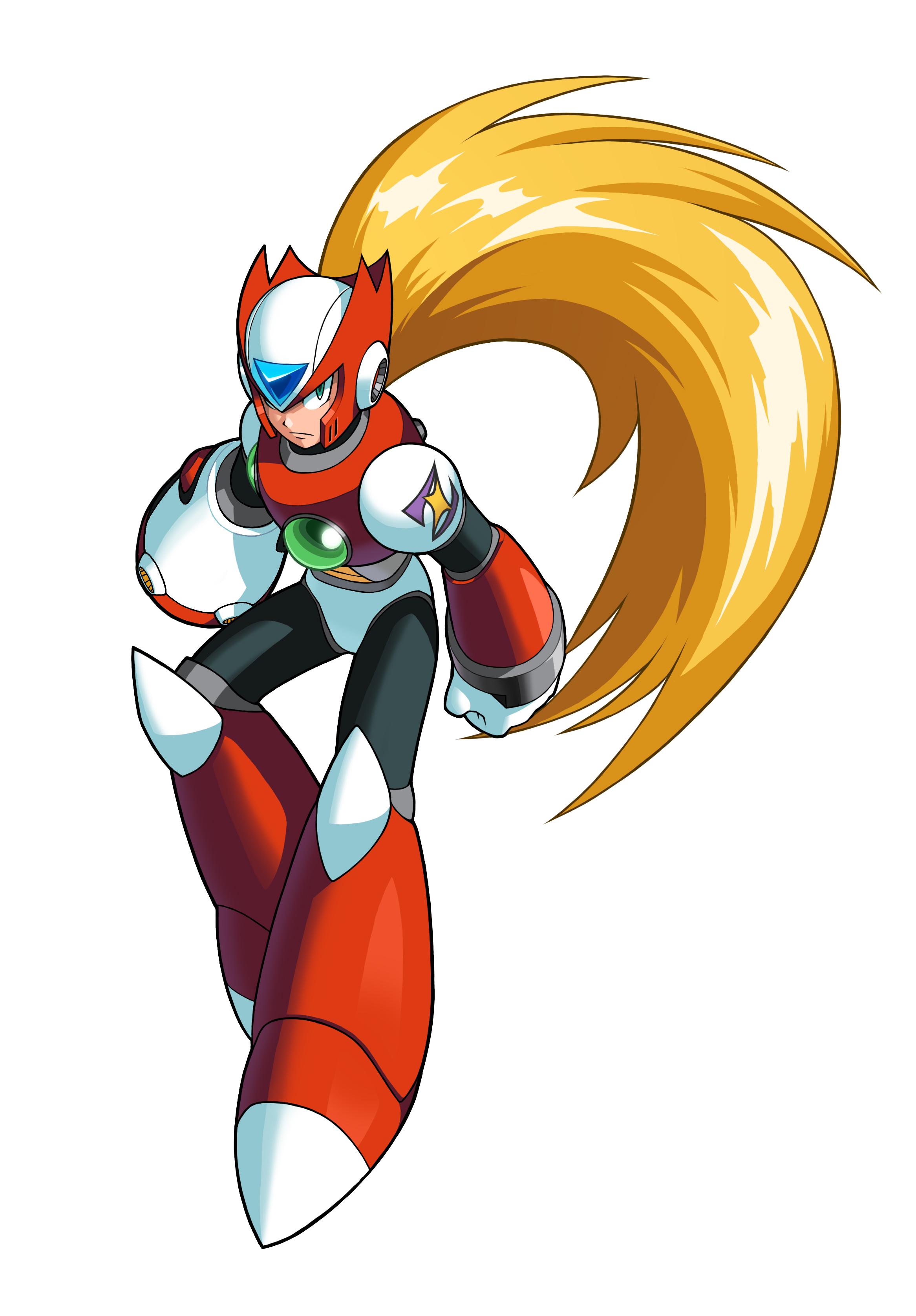 Megaman X  D-ARTS Mhx_zero