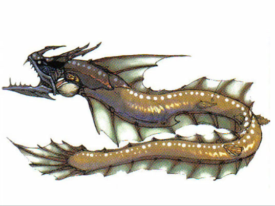 Minor monsters the monster hunter wiki monster hunter for Piscine wyvern