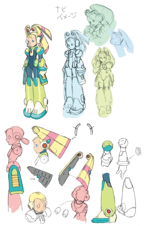 Megaman x8 palette