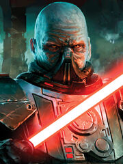 Darth Malgus (Deceived Cover)