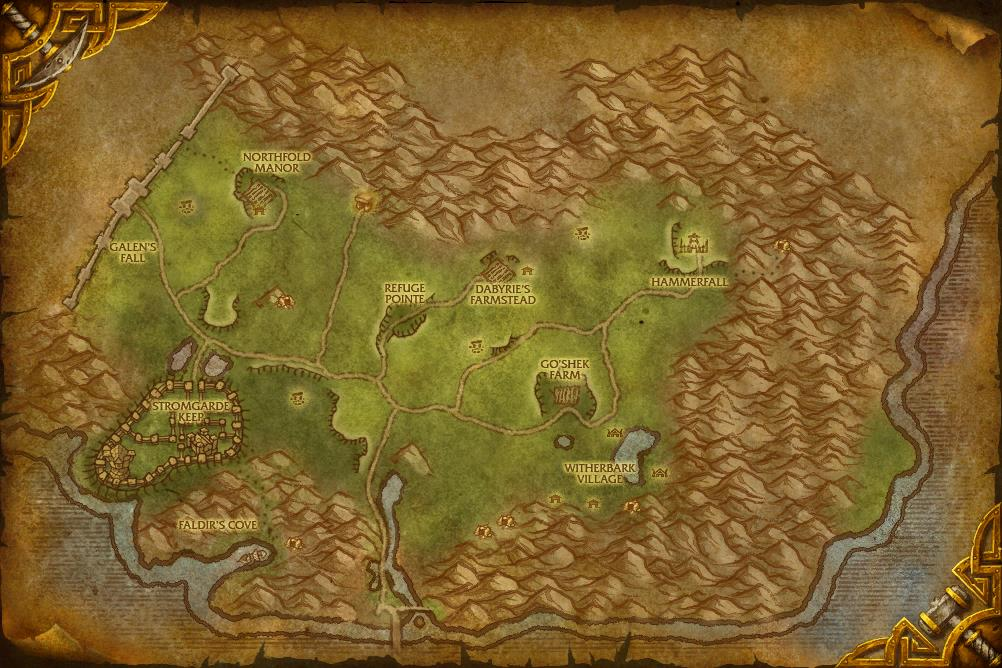 The Forsaken Offensive [Lordaeron, Patch 5.4] WorldMap-Arathi