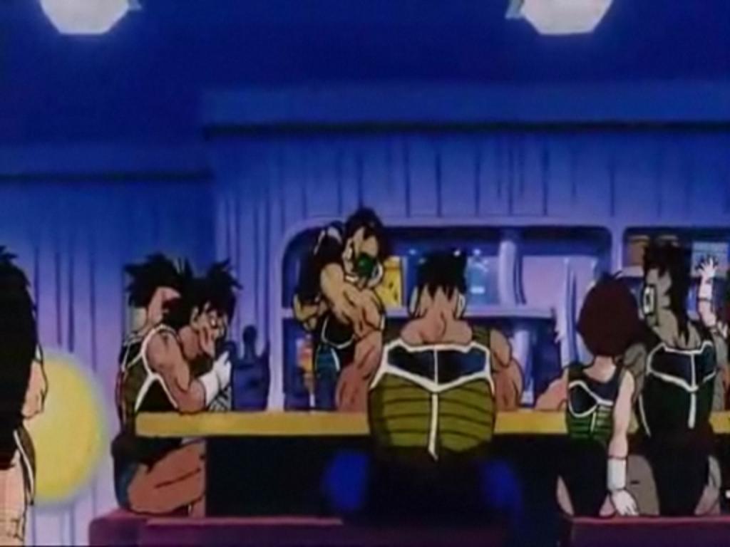 goku and vegeta super saiyan 7