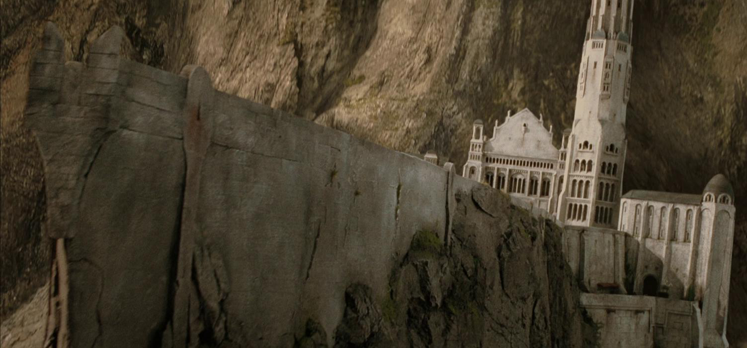 Minas Tirith Lord Of The Rings Wiki