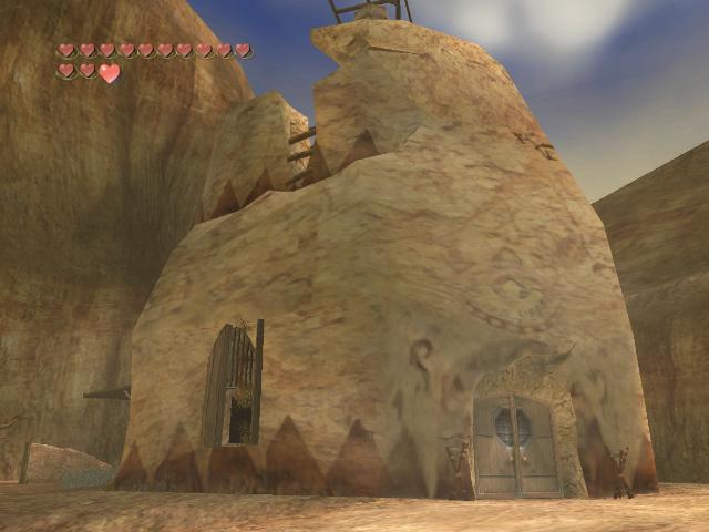 Sanctuary Twilight Princess Zeldapedia The Legend Of