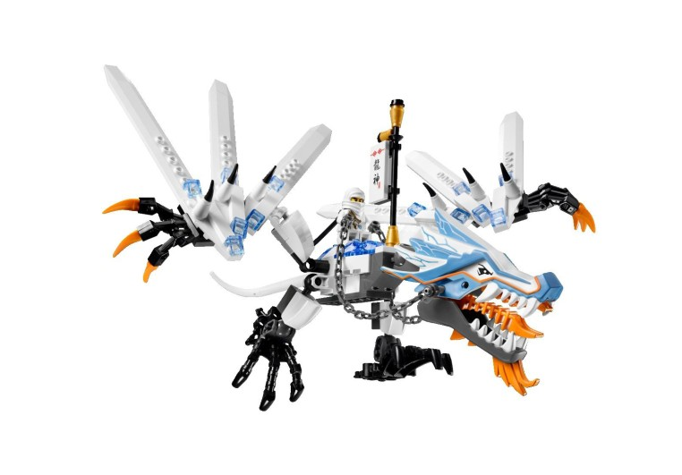 Lego Ninjago Dragon Ice Dragon - Ni...