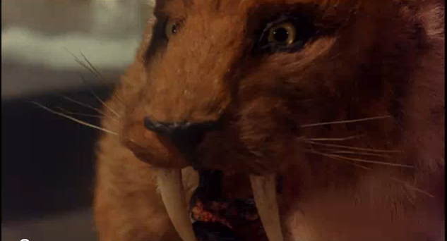 saber tooth tiger ray harryhausens creatures wiki