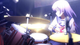 Angel Beats! personnages