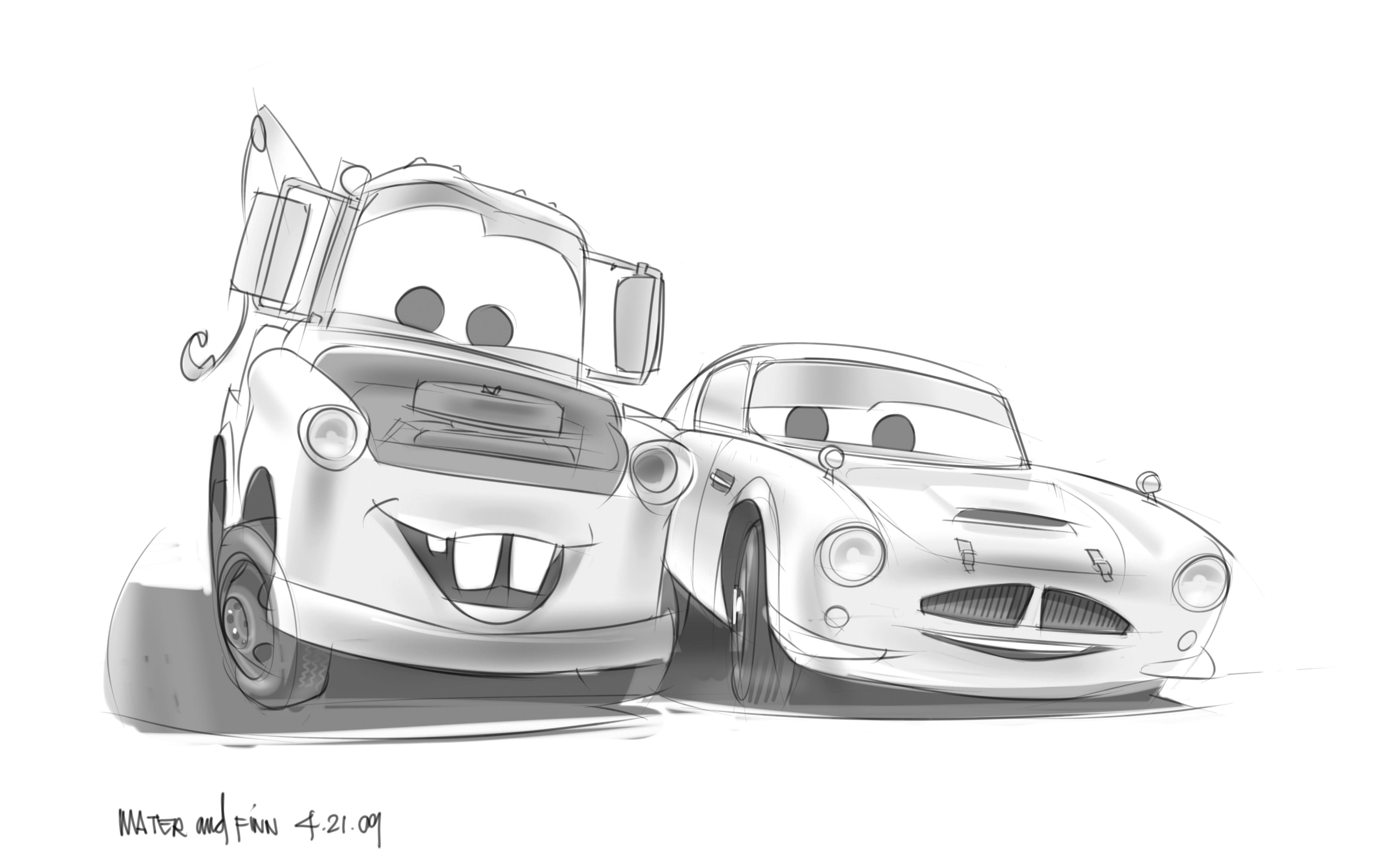 Pixar cars nails guido bens birthday pinterest beauty nails