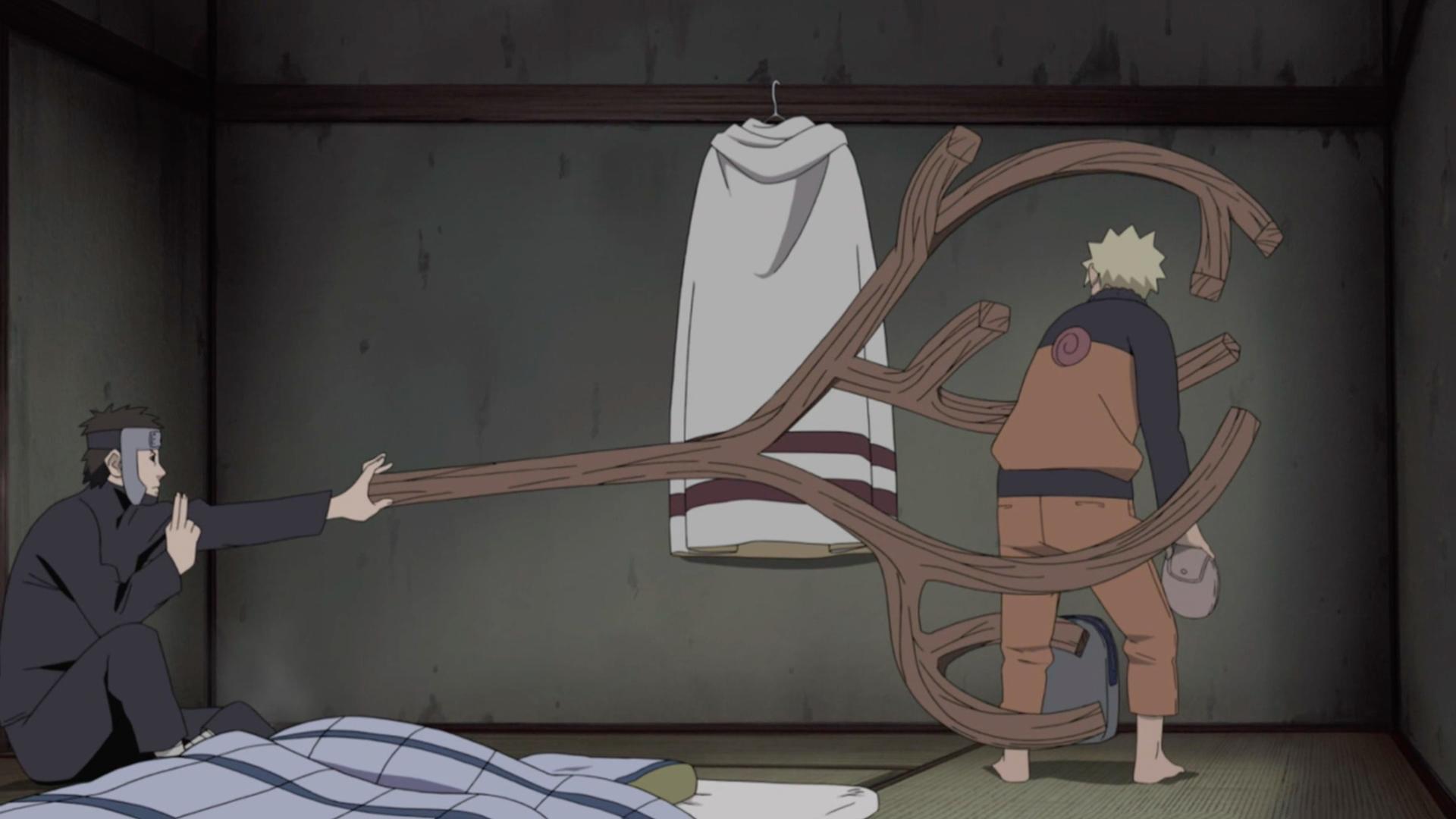 Naruto History And Descriptions: Yamato