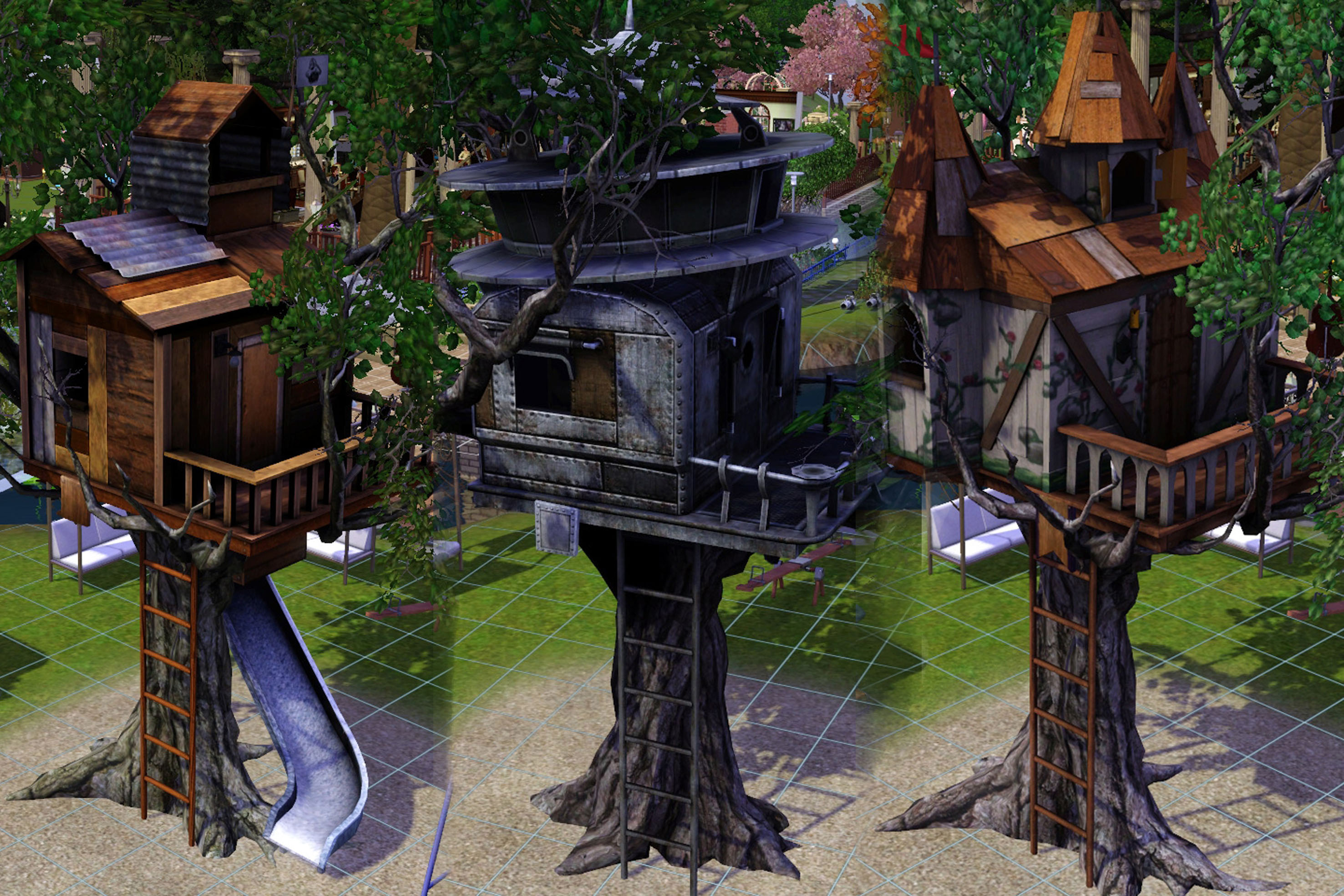 Treehouse - The Sims Wiki