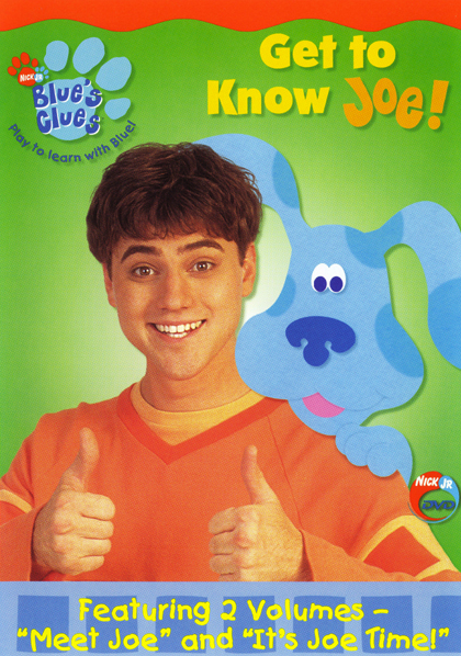 Get to Know Joe! - Blue's Clues Wiki