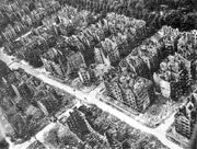 Hamburg after the 1943 bombing