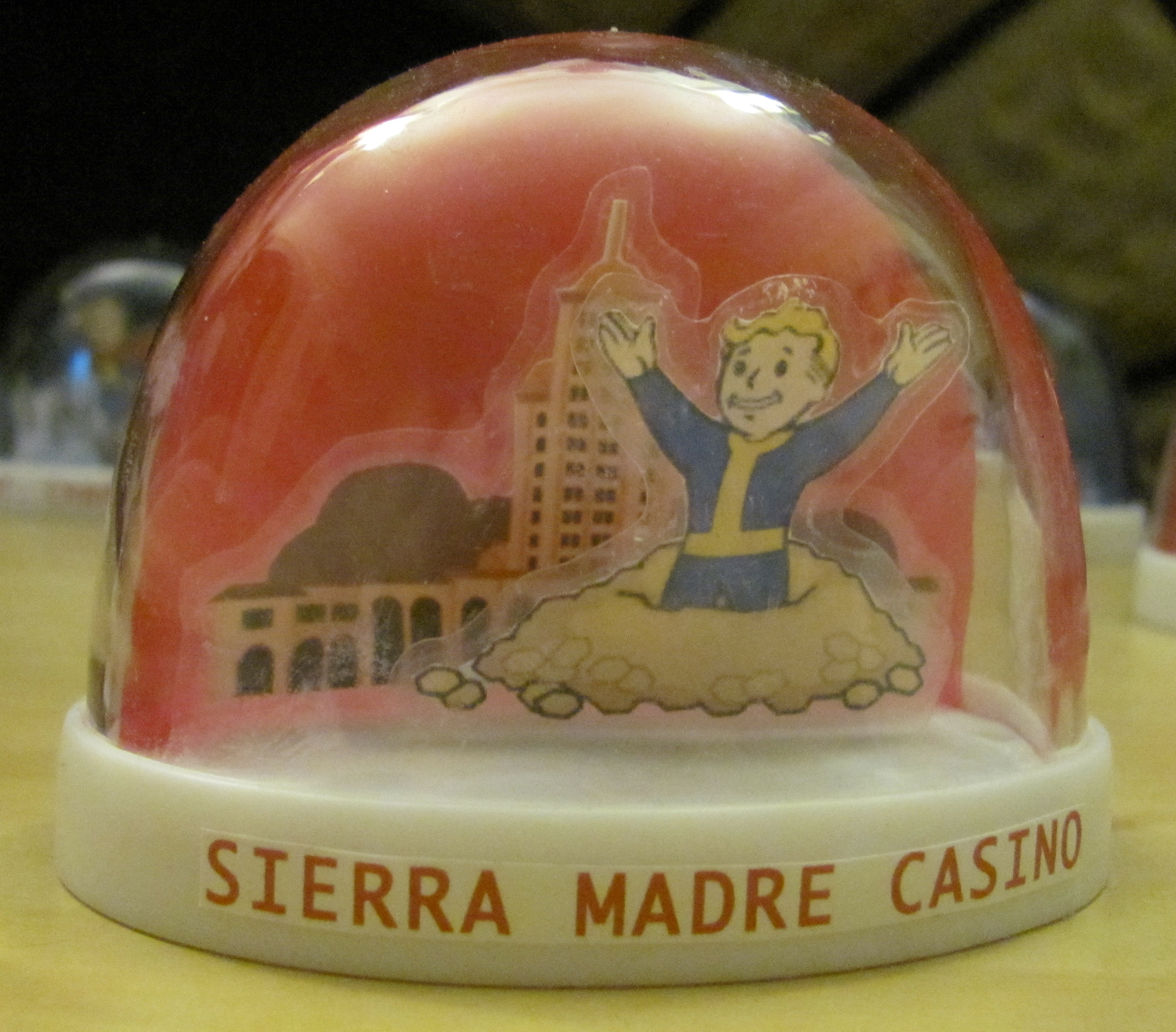 sierra madre casino real life