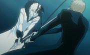 Tensa-Zangetsu vs. Ichigo