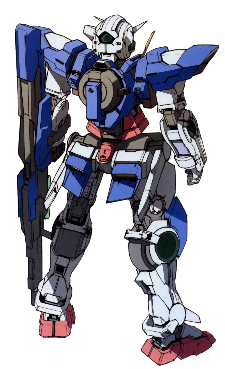 "222249 Gundam Exia ""Gundam 00"", Bandai Perfect Grade - M R ...  |Gundam Exia"