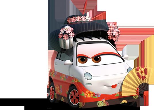 Okuni - World of Cars Wiki