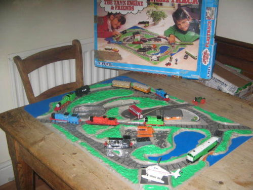 Thomas Playtrack Thomas The Tank Engine Amp Friends Ertl Wiki