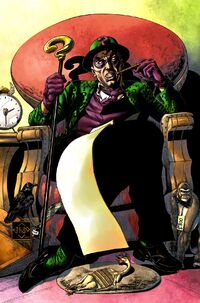 The Riddler (Edward Nashton)