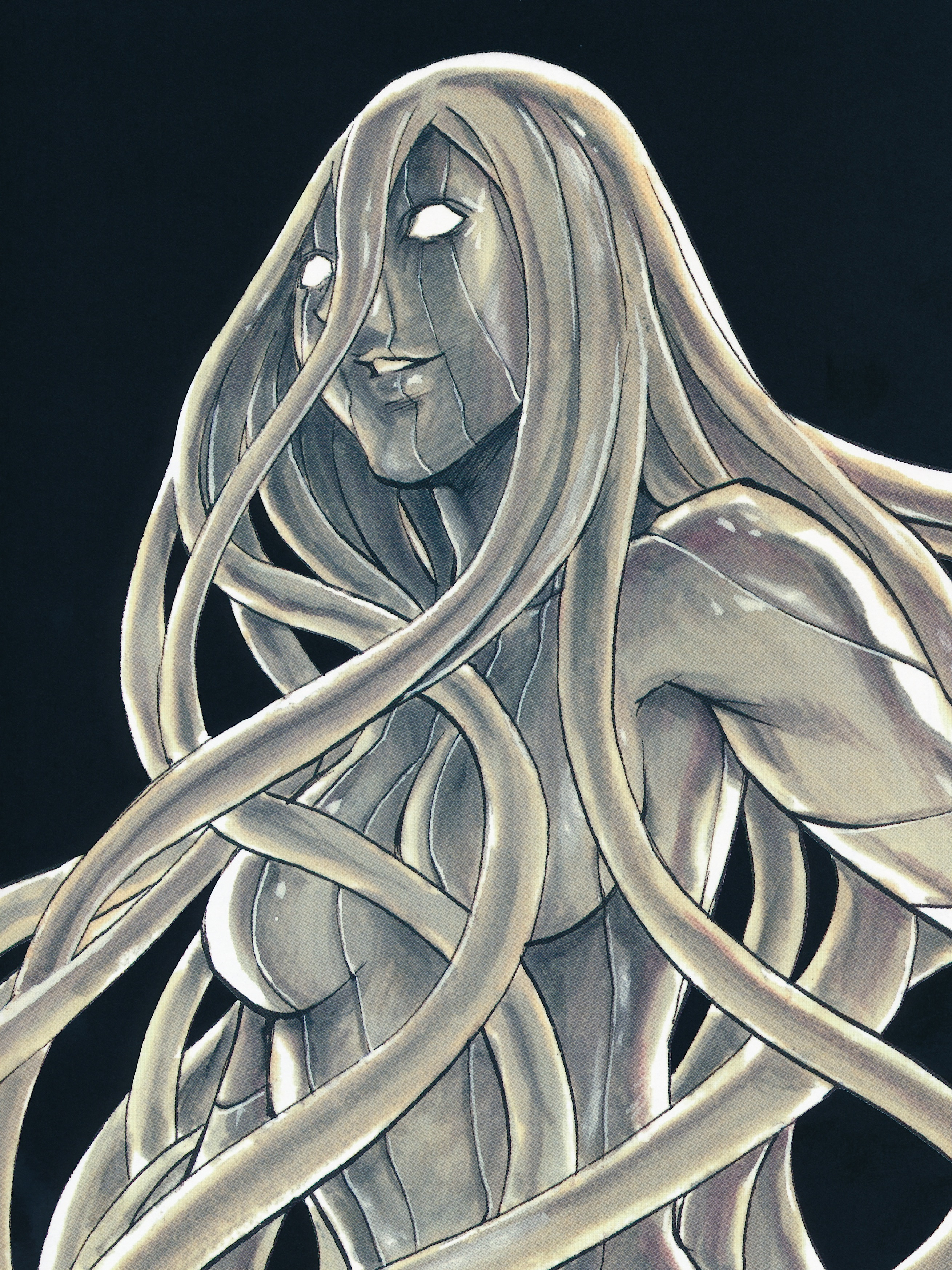 claymore riful by titaniaerza on DeviantArt