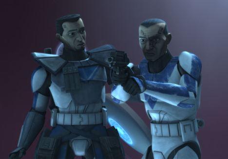dogma - the clone wars