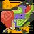 [ MH3RD ] Liste des monstres 50px-MHP3-Qurupeco_Icon