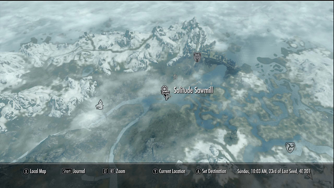 Solitude Sawmill - The Elder Scrolls Wiki