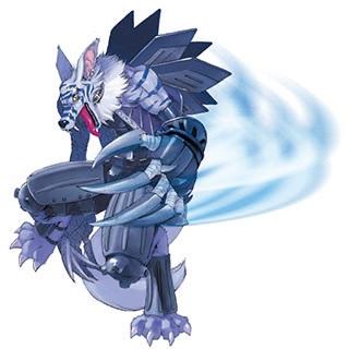 WereGarurumon - Digimon Wiki: Go on an adventure to tame ...