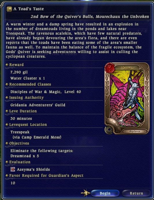 Guildleves The Final Fantasy Wiki 10 Years Of Having