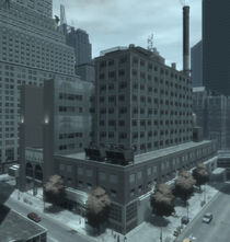 Hospital de Lancet-GTA IV