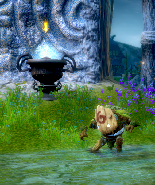 Secret of the fae pools kingdoms of amalur